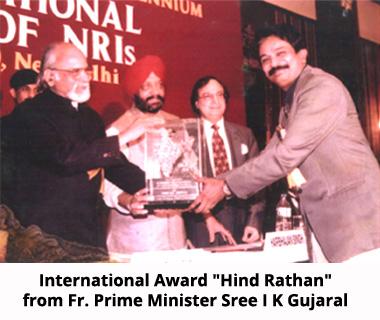 Hind Rathan Award